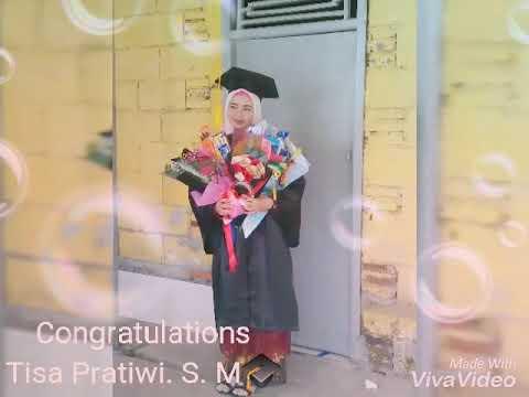 Tisa Pratiwi's Graduation