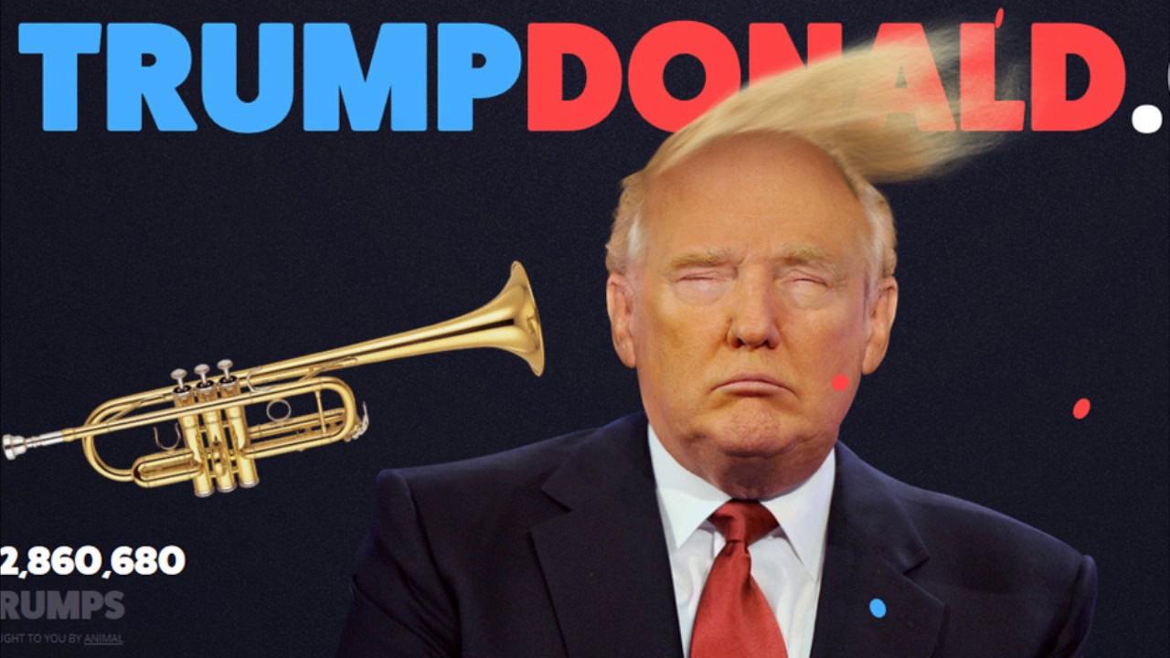 Trump Arschloch