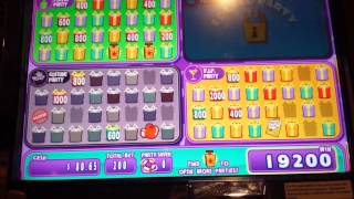 Jackpot party slot machine bonus....