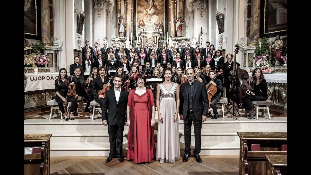 ProVoXis - Gloria in D dur RV 589, A. Vivaldi - Aria Alto: Qui sedes at dexteram Patris