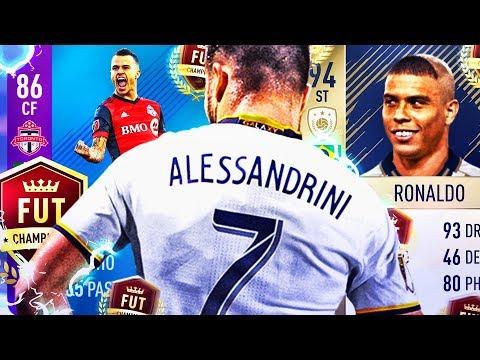 FIFA 18 - FUT CHAMPION AVANT LA TOTY !