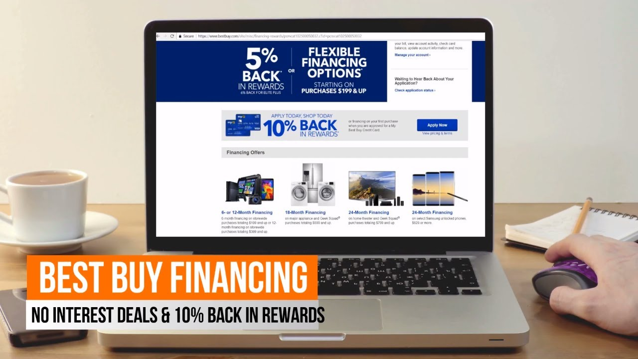 Best Buy Review Credit Card With 10 Rewards 6 To 24