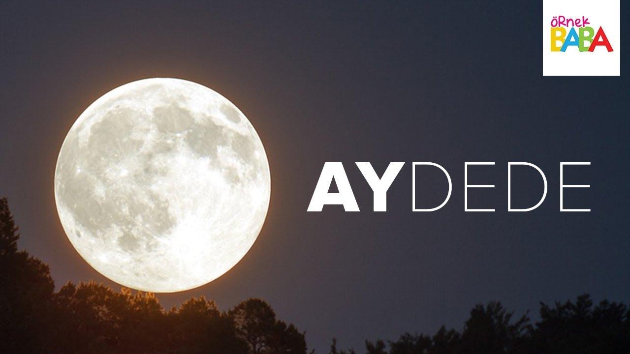 Aydede Senin Evin Nerede Aydede Filmi Gercek Ay Moon For Kids