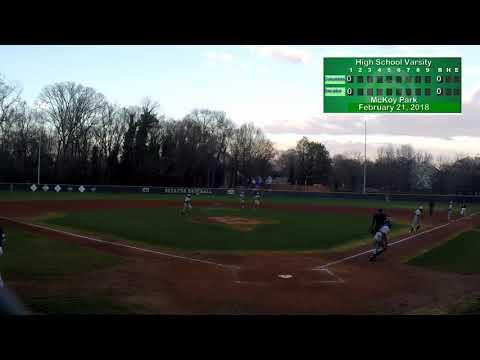 Columbia vs  Decatur Varsity - February 21, 2018