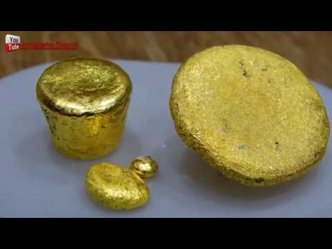 how to handle the remaining chemical water From gold extraction Recycle gold Refinery Gold Refining