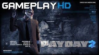 PAYDAY 2: Career Criminal Edition Gameplay (PC HD)