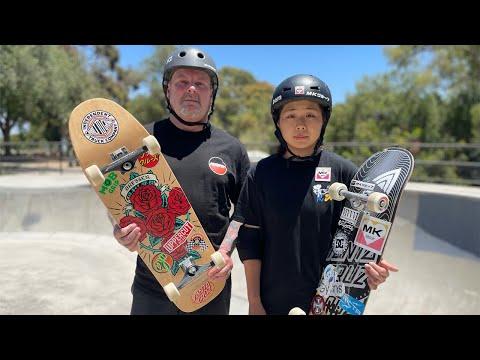 How Eric Dressen Met World Champion Misugu Okamoto! What I'm Riding | Santa Cruz Skateboards