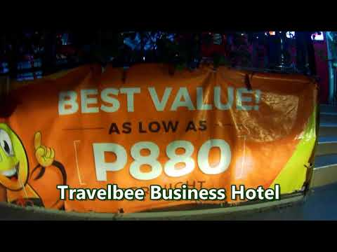Holiday Spa Hotel and Travelbee Business Hotel, Cebu City, Philippines