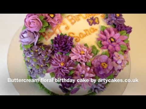 buttercream-floral-birthday-cake