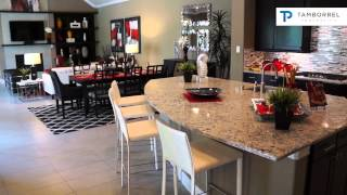 Timarron Lakes - Ryland Model Home