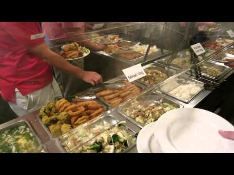 Lotus Of Siam In Las Vegas: Lunch Buffet 1/3