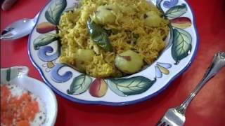 Yellow Rice Recipe By Shebasrecipes.com