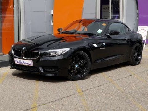 2010 BMW Z4 Roadster sDrive30i M Sport 3l For Sale In Hampshire ...