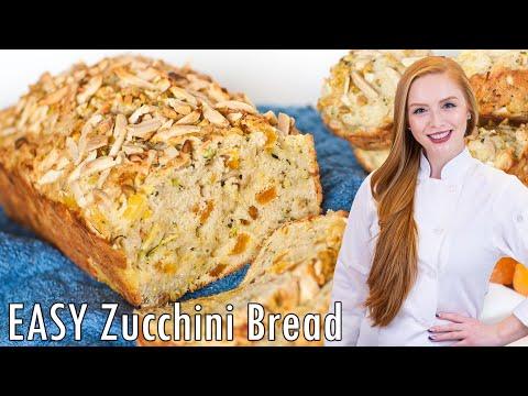 Apricot-Pineapple Zucchini Bread