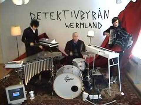 Detektivbyrån - The Making Of