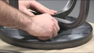 Assembly Video Of A Swivel Barstool - Ashley Furniture Homestore