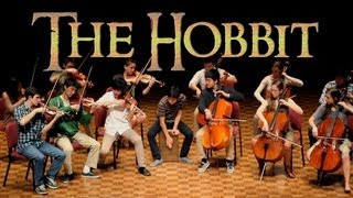 The Hobbit - Misty Mountains Orchestral Cover