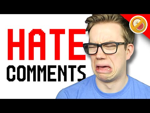THE GREATEST ROAST OF 2016! | Reading Your Hate Comments #1