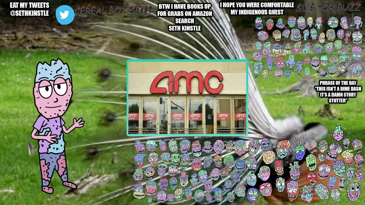 AMC soars and this time GameStop follows as meme stocks get ...