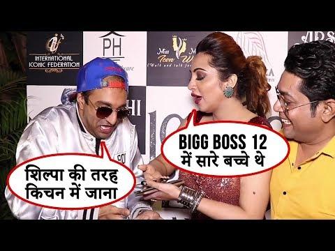 Arshi Khan ने Dipika Kakar का उड़ाया मज़ाक | Shilpa Shinde| Hina Khan| Akash Dadlani | Sabyasachi