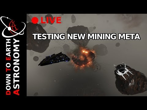 Testing New Mining Meta With Down To Earth Astronomy