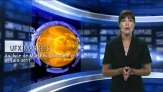 UFXMarkets-Nouvelles du Marché-23-Jun-2011