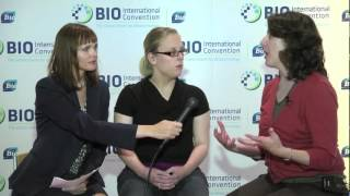 Tracy Callahan and Shanon Harrington Discuss the Biogen Idec Community Labs Scholarship