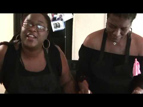 Cooking Wit Tip Holiday Treats with sister Lisa