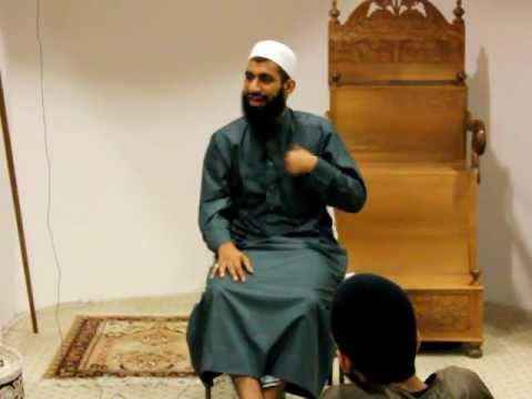 Imam Asim Hussain - Youth Programme - Part 1 of 2