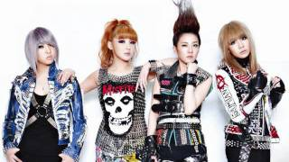 [MP3/DL]  2NE1 - I AM THE BEST