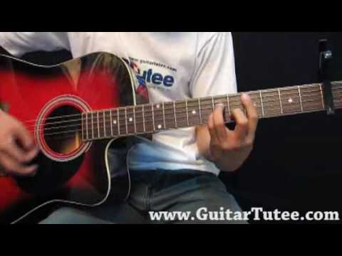 Taylor Swift - Cold As You, by www.GuitarTutee.com