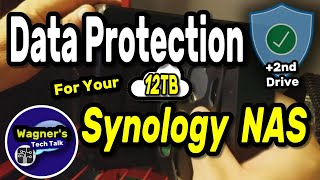 Add a 2nd Drive to your Synology NAS for SHR Data Protection + Redundancy