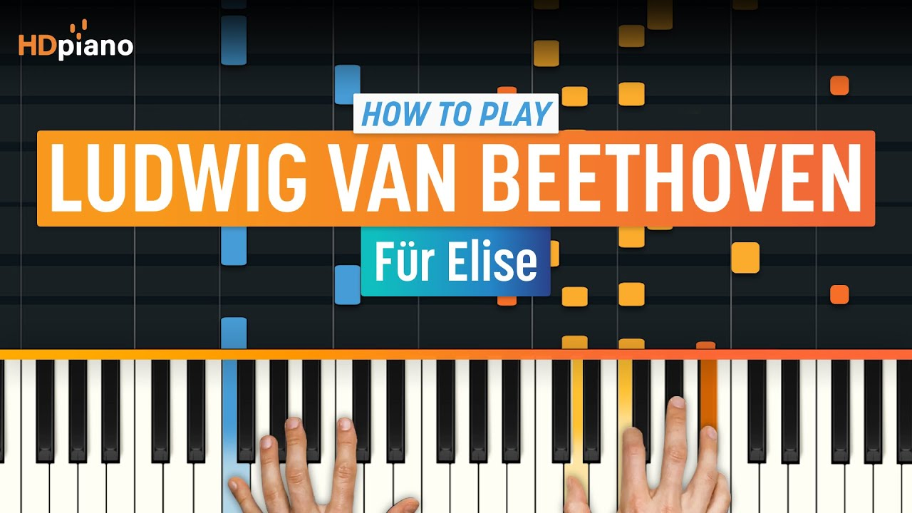 Beethoven fur elise sheet music for flute and piano [pdf].