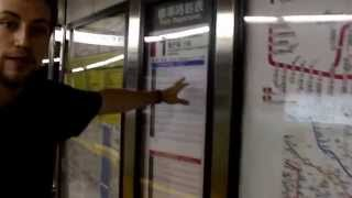 Tokyo Subway Station Rider Experience