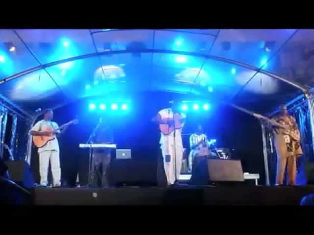 Habib Koité beim 7.Klangfarben Festival ´14 am Samstag, 26.Juli Im Regensburger Thon Dittmer Palais