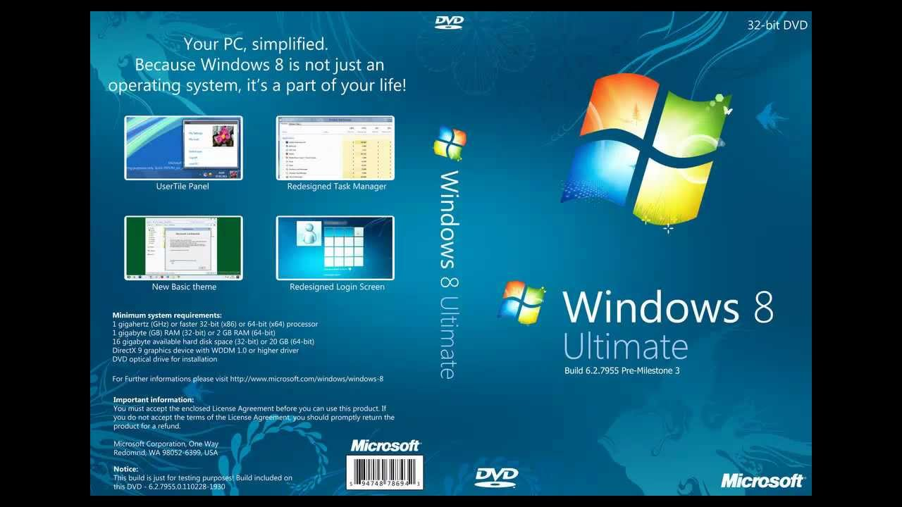 windows 8 ultimate 64 bit iso free download with key