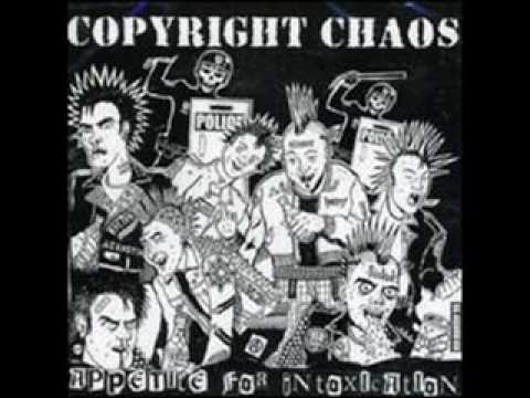 Copyright Chaos- We Don't Give A Fuck