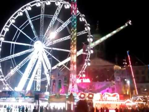 Amsterdam dam square fair