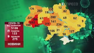 Коронавірус в Україні: статистика за 18 квітня