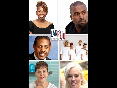 3.18.19 - Pastor Kanye West And Prophetess Iyanla Vanzant? Also Trending Videos And Topics...