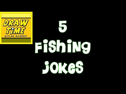 5 FISHING JOKES