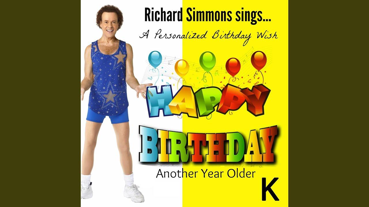 Happy Birthday Kim Another Year Older