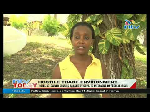 Hotel co-owner decries failure by state to resolve hostile trade environment