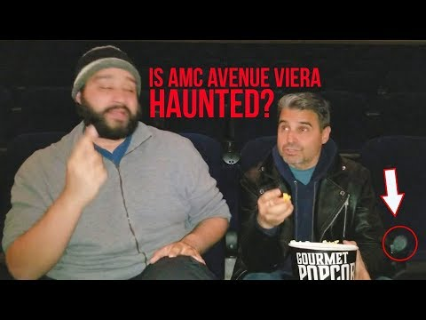 Is This Florida AMC Movie Theater Haunted?