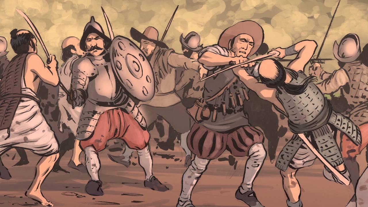 Espadas Del Fin Del Mundo Castellanos Contra Japoneses En 1582 Con Buena Trama Aventuras Y Rigor Histórico Las Cosas Que Nos Hacen Felices
