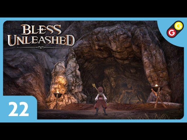 Bless Unleashed #22 On trouve une mine de béryl ! [FR]