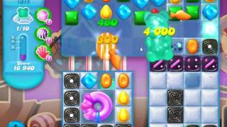 Candy Crush Soda Saga Level 1015 - NO BOOSTERS