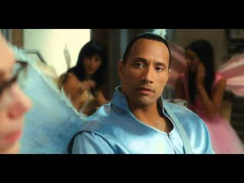 """Dwayne """"The Rock"""" Johnson over the rainbow tribute"""