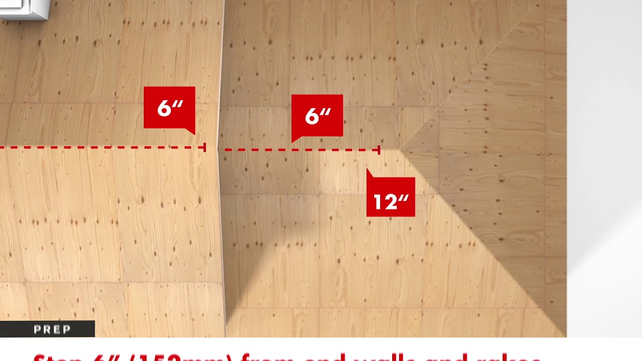 Gaf Pro Series Attic Ventilation Basic Installation Youtube