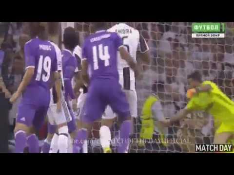 Ювентус - Реал Мадрид. Финал Лиги Чемпионов 2017! 1-4. Все голы! Обзор матча!